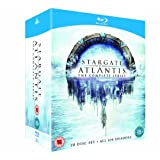 Stargate Atlantis - Complete Season 1-5 [Blu-ray] [Region Free]by Joe Flanigan