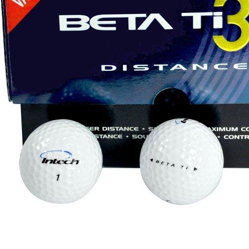 Imagen de Intech Beta Ti pelotas de golf (36 Pack)