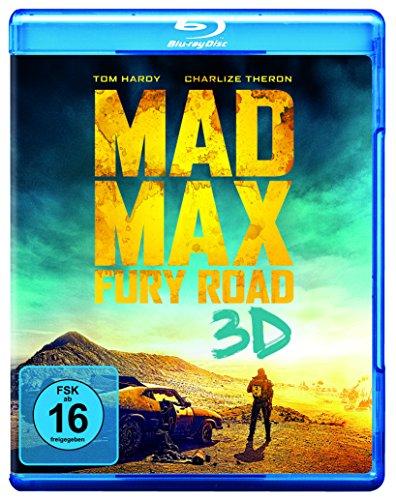Mad Max: Fury Road (+ Blu-ray 2D) (inkl. Digital Ultraviolet)