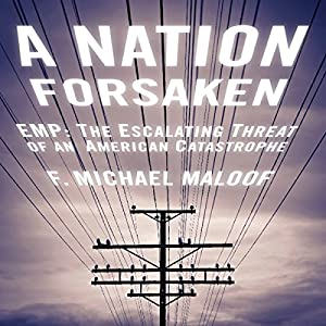 A Nation Forsaken Audiobook