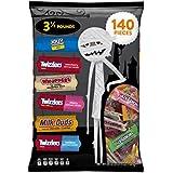 Hershey's Halloween Snack Size Assortment, 140-Count Bag