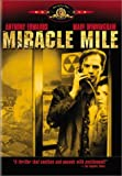 Miracle Mile VHS Tape