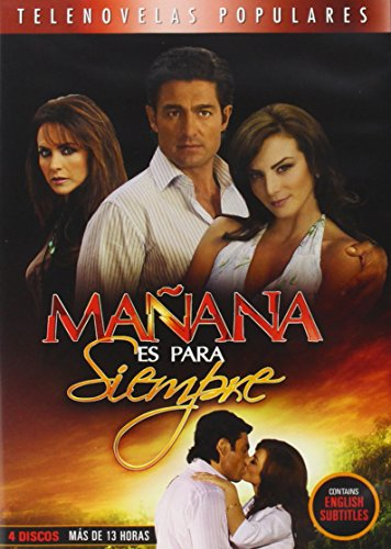 DVD : Manana Es Para Siempre (Full Frame, Dolby, , 4 Disc)
