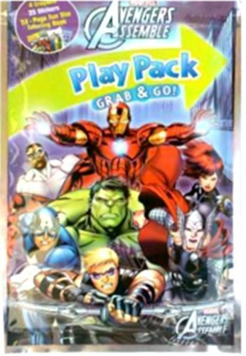 Marvel Avengers Play Pack Grab & Go