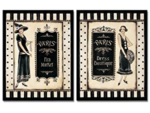 2 paris boutique flea market womens fashion - Boutique art deco paris ...