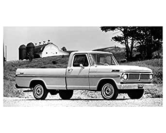 1970 Ford F100 Pickup Truck Photo Poster at Amazon's Entertainment