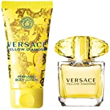Versace Yellow diamond set with body lotion 30ml + 50ml