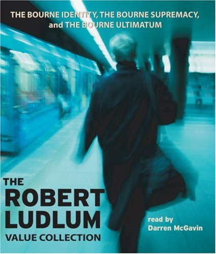 The Robert Ludlum Value Collection: The Bourne Identity, The Bourne Supremacy, The Bourne Ultimatum