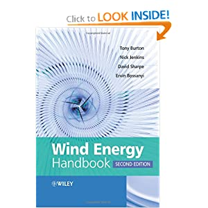 Wind Energy Handbook  - Tony Burton