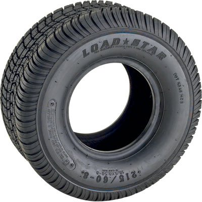 Load Range C High Speed Replacement Trailer Tire