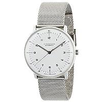 [ユンハンス]JUNGHANS 腕時計 自動巻き マックスビル オートマティック 027 3500 00M メンズ 【正規輸入品】