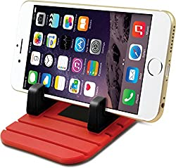 Artis M100 Universal Mobile Car Mount Holder Stand (Red)