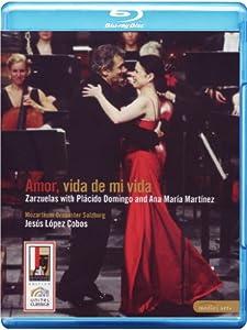 Amor, Vida de Mi Vida: Zarzuelas [Blu-ray]