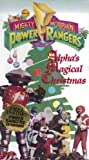 Mighty Morphin Power Rangers- Alphas Magical Christmas [VHS]