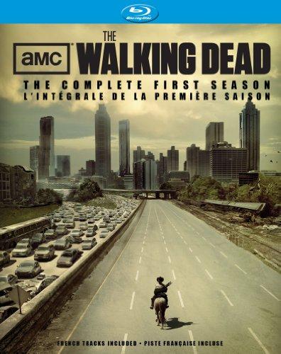 The Walking Dead saison 1 en DVD et Blu-ray (bilingue)