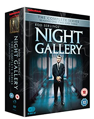 Night Gallery - The Complete Series (10 disc box set) [DVD]