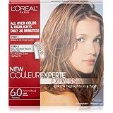 L'Oreal Paris Couleur Experte Express Hair Color 6 Light Brown/Almond Rocca