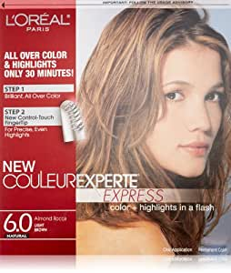 Couleur Experte Light Brown , Almond Rocca