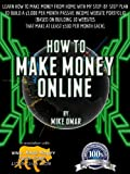 HOW TO MAKE MONEY ONLINE: Learn how to make money from home with my step-by-step plan to build a 00 per month passive income website portfolio (of 10 ... each) (THE MAKE MONEY FROM HOME LIONS CLUB)