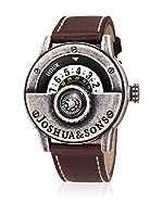 Joshua & Sons Reloj de cuarzo Man JX116SSBR 45 mm