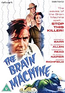 Brain Machine [DVD] [Import]