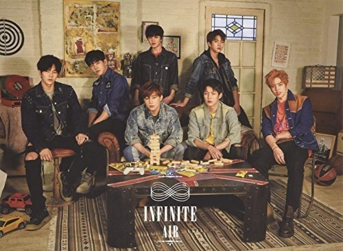 CD : Infinite - Air: Limited A Version (Limited Edition, Japan - Import)