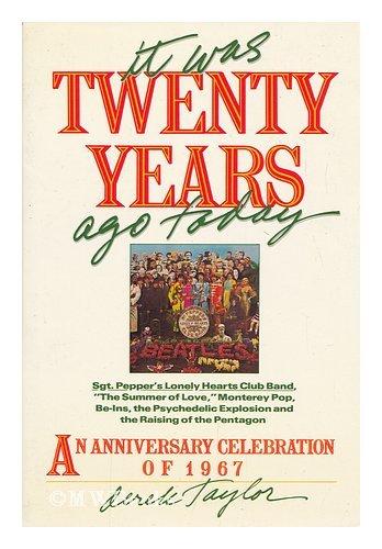 It Was Twenty Years Ago Today, Taylor, Derek