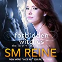 Forbidden Witches: A Paranormal Romance: Tarot Witches, Volume 2 Audiobook by S M Reine Narrated by Pyper Down