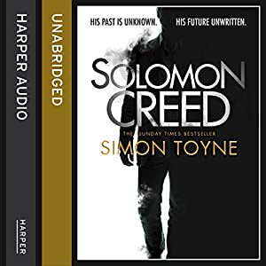 Solomon Creed | Livre audio