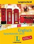 Langenscheidt Sprachkalender 2013 Eng...