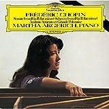 ショパン:ピアノ・ソナタ第2番、アンダンテ・スピアナートと華麗なる大ポロネーズ、スケルツォ第2番