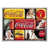 コカ・コーラ Coca-Cola - Yellow Mix Set / マグネット セット
