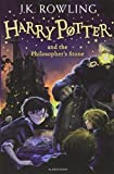 Harry Potter And The Philosopher's Stone Children's Hardcover: Written by J K ROWLING, 2014 Edition, Publisher: Bloomsbury Juvenile UK [Hardcover]