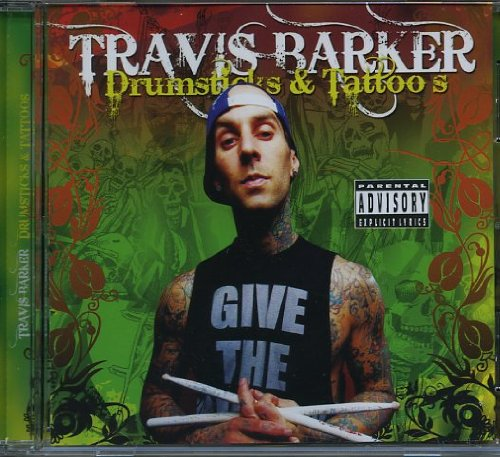 Travis Barker - Drumsticks & Tattoos