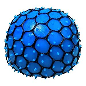 Amazon.com: Neon Mesh Squishy Ball (Assorted Colors): Toys & Games