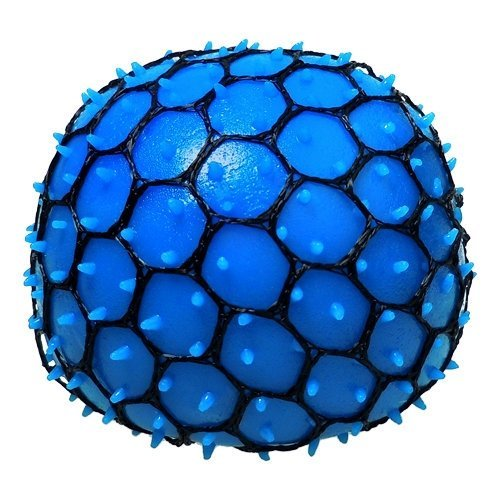 Squishy Ball In Mesh : Neon Mesh Squishy Ball (Assorted Colors)