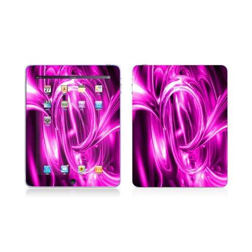 free wallpaper 3d Digiwrap Apple iPad Skin pink 3d