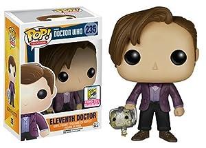 Amazon Com Funko Pop Vinyl Eleventh Doctor W Cyberman