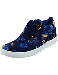 Good Luck Footwear Men's High Top Shoes - B01CER5YIO