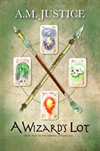 (FREE on 6/2) A Wizard's Lot by A.M. Justice - http://eBooksHabit.com