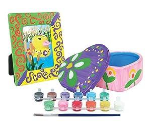 wooz 39 art dessin peinture cadre boite a peindre jeux et jouets. Black Bedroom Furniture Sets. Home Design Ideas