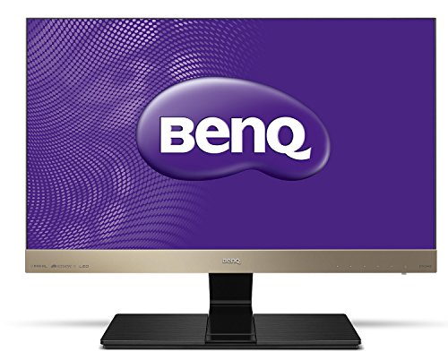 BenQ EW2440L Gold Edge-to-Edge 24-Inch Screen LED-Lit Monitor
