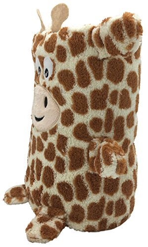 Jack and Friends Cuddly Animal Baby and Kids Blanket (Giraffe)