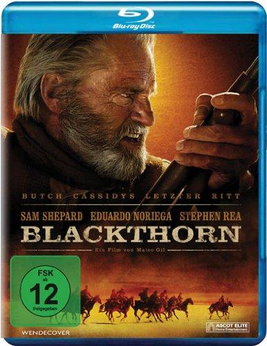 Blackthorn - Butch Cassidys letzter Ritt [Blu-ray]
