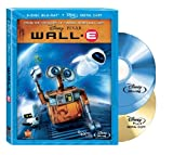 Cover art for  Wall-E (Three-Disc Special Edition + Digital Copy and BD Live) [Blu-ray]