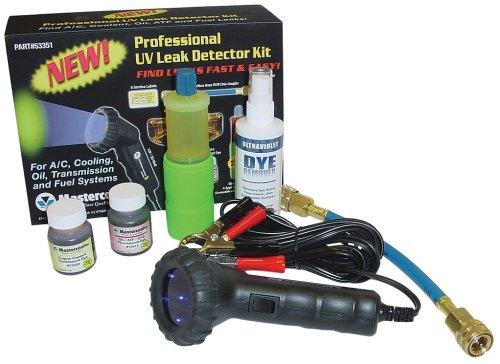 mastercool-53351-b-professional-uv-leak-detector-kit-with-50w-mini-light