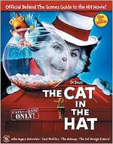 Cat in the hat book scenes