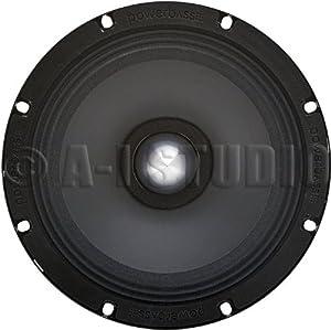 "Powerbass 4XL-80-94 8"" Midrange Car Speaker"