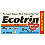 Ecotrin Low Dose 81 Mg Tablets, 365 Tablets