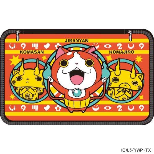 妖怪ウォッチ NINTENDO 3DS LL専用 ポーチ ジバニャンVer.